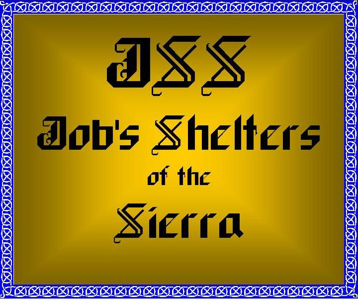 JSS – Job's Shelters of the Sierra